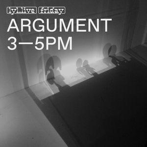 Argument (22.12.17) w/ Shelter Press