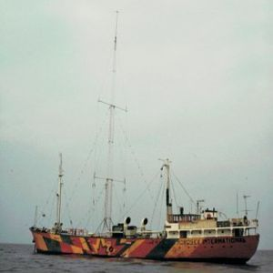 RNI Radio Nordsee Int. 220m =>>  Mark Wesley  <<= Saturday, 12th September 1970 15.14-15.41 hrs.