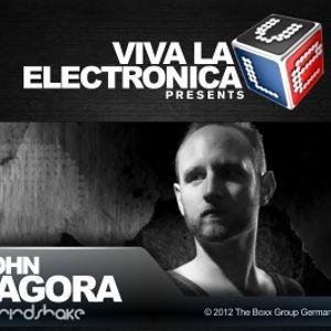 Viva la Electronica pres John Lagora - Mindshake Special