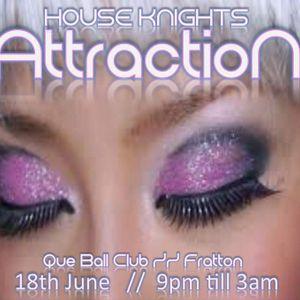 Ham Oldskool Set @House Knights Attraction