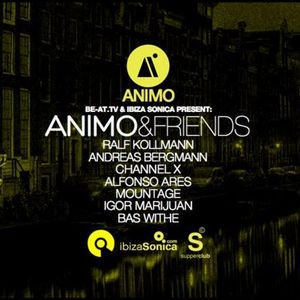Alfonso Ares live @ Animo & Friends (ADE 2015) – 14.10.2015