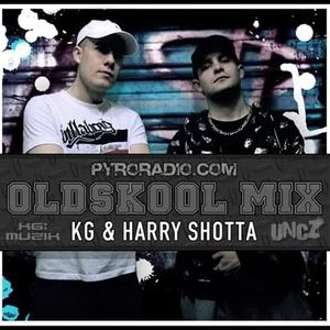 KG & Harry Shotta - Oldschool Mix (PYRO RADIO SHOW FEB 2009)