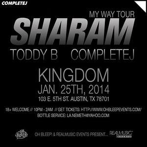 CompleteJ @ Kingdom (Sharam)