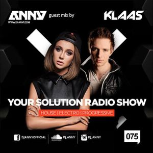 ANNY - Your Solution 075 (Klaas Guestmix)
