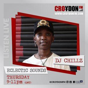 DJ Chillz Eclectic Sounds - 24 January 2019