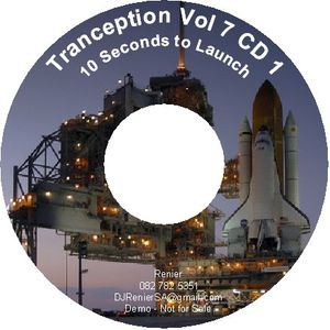 Tranception Vol 7 CD 1