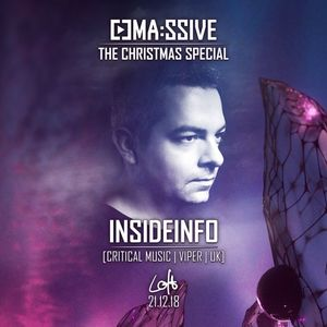 InsideInfo (Viper Recordings) @ The Christmas Special - MA.SSIVE Exclusive Minimix (10.12.2018)