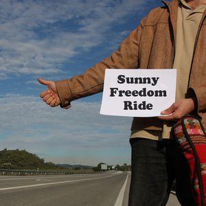 Sunny Freedom Ride