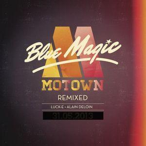 DJ.DELOIN & DJ.LUCK-E // Blue Magic __ 80's MIX