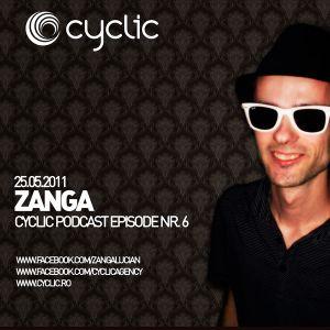 Cyclic Podcast Episode Nr 6 - Zanga - 25.05.2011
