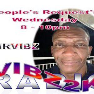 Vibz2kradio | MrVibz PRW - NU-Soul | 210721