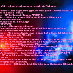 molotok dj - red & blue