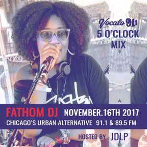 hip hop soul and fun vocalo mix