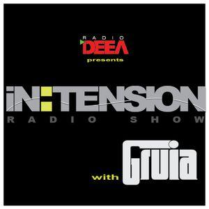 Gruia - IN:TENSION (Live @ Radio DEEA)  27-01-2013