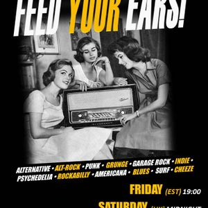 Feed Your Ears 19/08/2017