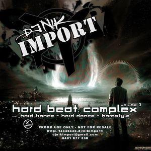 Nik Import - Hard Beat Complex Vol. 3 - Like A Fuckin' Ninja