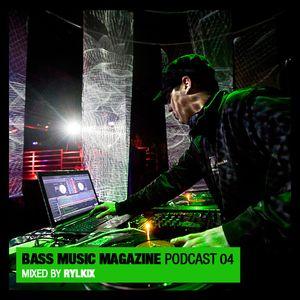 Rylkix @ bass music mag podcast #4