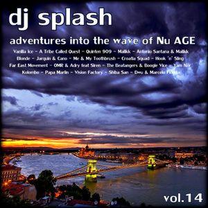 Dj Splash (Lynx Sharp) - Adventures into the wave of Nu AGE vol.14.