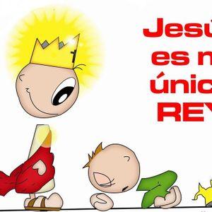 JESÚS REY Y CENTRO DEL UNIVERSO -A- 231114