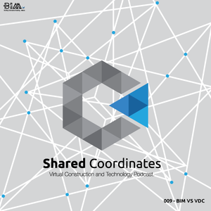 Shared Coordinates 009 - BIM vs VDC