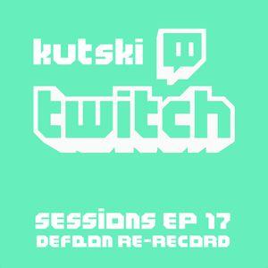 Kutski Twitch Sessions Ep17 (Defqon 2018 Re-Record)