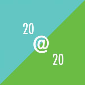 """""""Shun ish shining"""" – 20@20"""