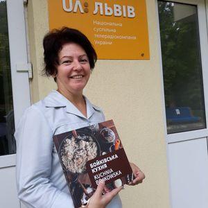 Смачні розмови на #УкраїнськеРадіоЛьвів103_3FM :  бойківська  кухня