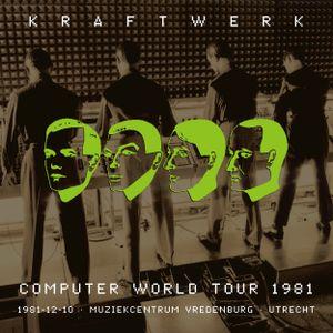 Kraftwerk - Muziekcentrum Vredenburg, Utrecht, 1981-12-10