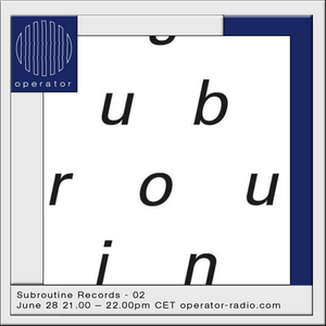 Subroutine Records - 28th June 2017