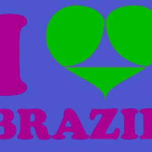 I/LOVE/BRAZIL