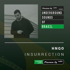 HNQO - Insurrection #004 (Underground Sounds of Brasil)