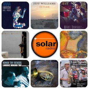 Notes & Tones featuring an interview with Jeff Williams: 23 March 2016