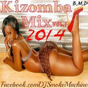DJSmokeMachine- Kizomba Mix 2014 #01
