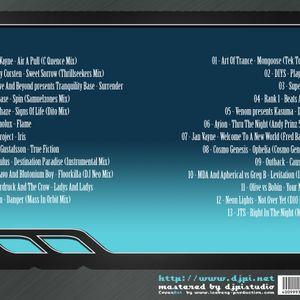 DJ Pi Trance Empire Volume 12 CD 1