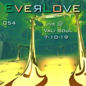 Everlove 054 - Live @ Vali Soul