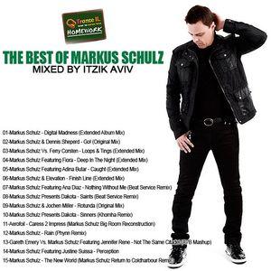 Trance IL HomeWork - The Best Of Markus Schulz Mixed By Itzik Aviv 24.12.12