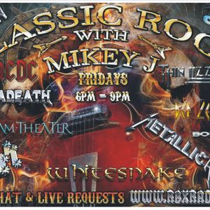 rbx radio friday night classic rock show 28-7-17
