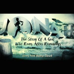 """Runaway Series- """"Jonah's Prayer Of Despair"""" Jonah 1:17-2:10"""