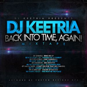 DJ Keetria - Back Into Time, Again!