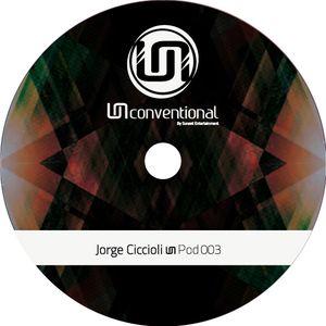 UNpod 003 - Jorge Ciccioli