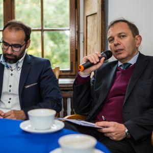 """Debata """"Gdzie jest dzisiaj nowa Europa Wschodnia?"""", Wrocław"""