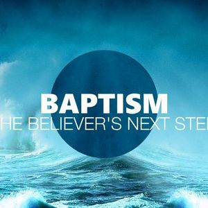 2015.08.30 Power of Baptism