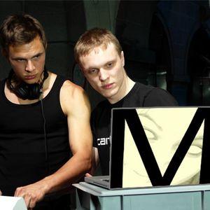 madhouse - TonPhysiker + Jack Son - Livemix May 2011