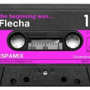 "Despamix#12: BFlecha ""In the beginning was..."""