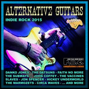 Alternative Guitars 2015 # 1