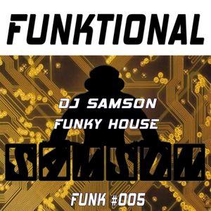 DJ Samson - Funktional (#005)