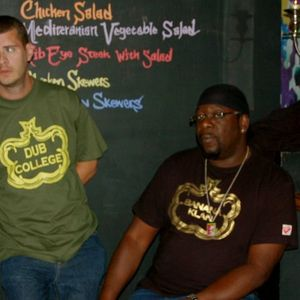 The Funhouse Rub A Dub Special with DJ Diablo and Ricky Ranking 2011
