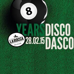 DISCO DASCO 8Y LA ROCCA 2015-02-28 P2 NABIL