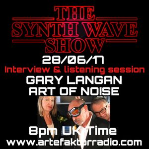 THE SYNTH WAVE SHOW 'Art Of Noise Interview' (SWS26)