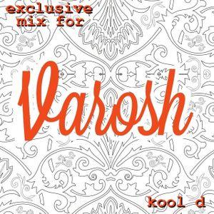 exclusive mix for Varosh